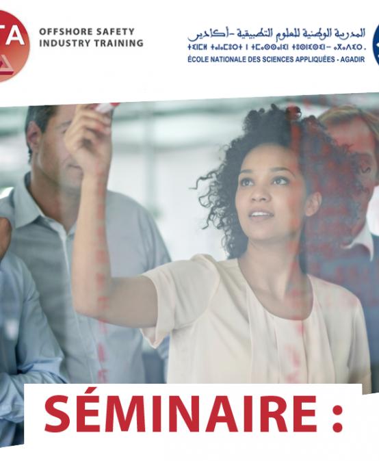 Séminaire: MANAGEMENT DE PROJETS AVEC LES STANDARDS INTERNATIONAUX QUEL AVANTAGE?